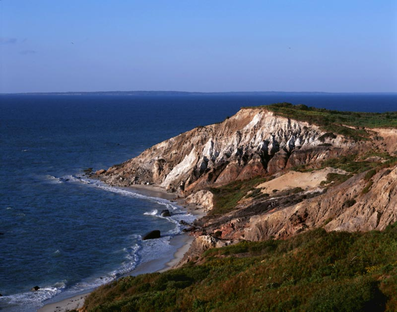 Gay Head, Martha's Vineyard - September, 2006